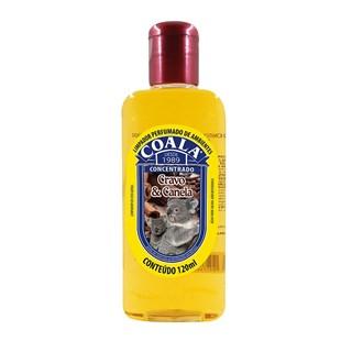 Limpador Coala Concentrado Aroma de Cravo e Canela para Ambientes