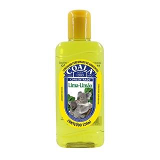 Limpador Coala Concentrado Aroma de Lima Limão para Ambientes