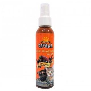 Loção Desodorante Savana Cacau Para Cães e Gatos