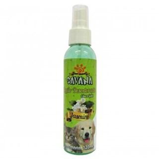 Loção Desodorante Savana Jasmin Para Cães e Gatos
