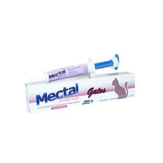 Mectal Gatos Pasta Oral ? 3.6g _ Seringa Mundo Animal