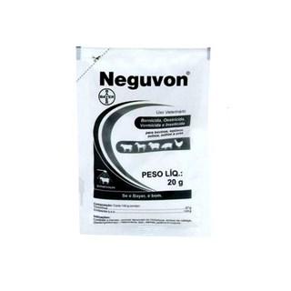 Parasiticida Bayer Neguvon Para Bovinos. Equinos. Ovinos e Caprinos