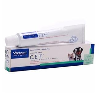 Pasta Dental Virbac C.E.T. Para Cães e Gatos