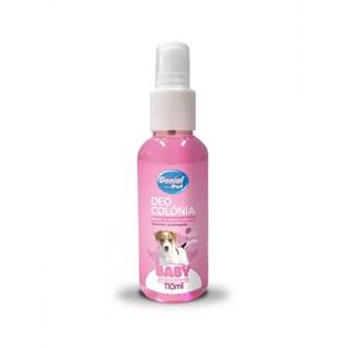 Perfume Genial Pet Deo Colônia Baby para Cães e Gatos