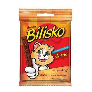 Petisco Bilisko Barrinhas Carne Para Gatos