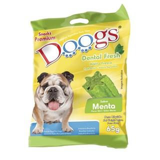 Petisco Doogs Dental Fresh Sabor Menta para Cães Adultos