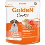 Petisco Golden Cookie Sabor Salmão e Quinoa para Cães Filhotes