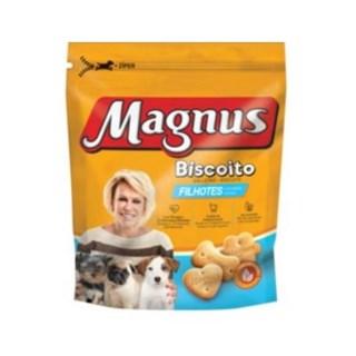 Petisco Magnus Biscoito Para Cães Filhotes
