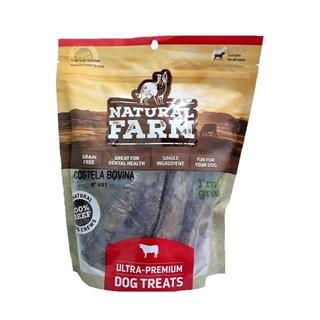 Petisco Natural Farm Costela Bovina para Cães