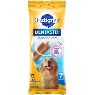 Petisco Pedigree Dentastix Cuidado Oral Para Cães Adultos Raças Grandes