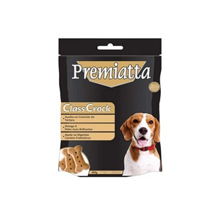 Petisco Premiatta ClassCrock Biscoito para Cães