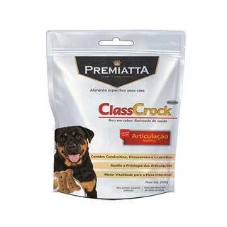 Petisco Premiatta ClassCrock Snacks Articulação para Cães