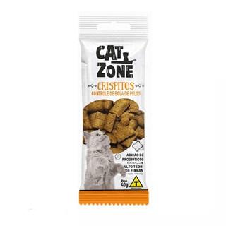 Petisco Procão Cat Zone Crispitos para Gatos