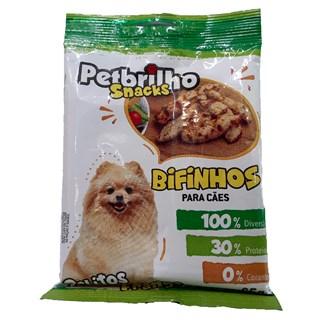 Petisco Snacks Palito Petbrilho Sabor Frango para Cães