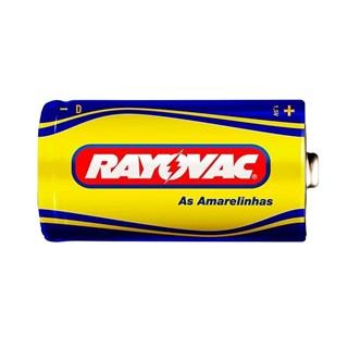 Pilha Rayovac As Amarelinhas Grande