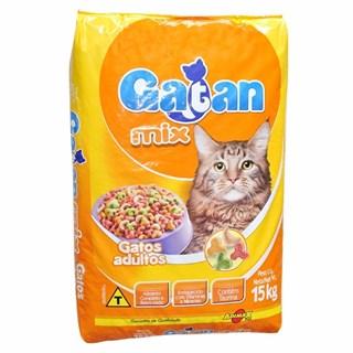 Ração Adimax Pet Gatan Mix Para Gatos Adultos