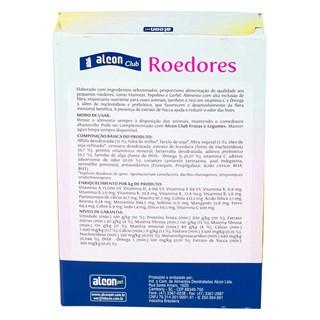Ração Alcon Club Alimento para Roedores