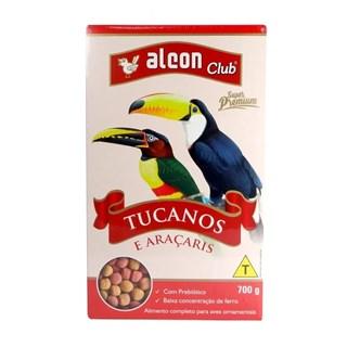 Ração Alcon Club para Tucanos e Araçaris