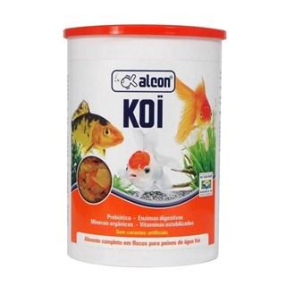 Ração Alcon Koi Para Peixes