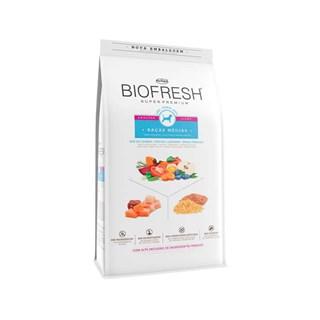 Ração Biofresh Mix de Carne. Frutas. Legumes e Ervas Frescas Light para Cães de Raças Médias