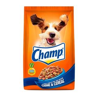 Ração Champ Sabor Carne e Cereal Para Cães Adultos