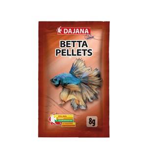 Ração Dajana Betta Pallets para Peixes de Águas Doces