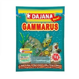 Ração Dajana Gammarus Para Tartarugas