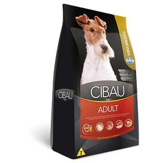 Ração Farmina Cibau Para Cães Adultos De Raças Pequenas