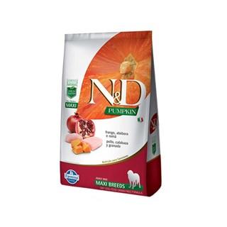 Ração Farmina N&D Pumpkin Frango para Cães Adultos de Raças Grandes