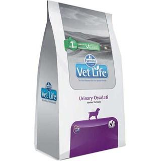 Ração Farmina Vet Life Urinary Ossalati Para Cães Adultos