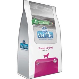 Ração Farmina Vet Life Urinary Struvite Para Cães Adultos