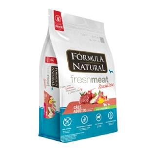 Ração Fórmula Natural Fresh Meat Sensitive Cães Adultos portes Mini e Pequeno