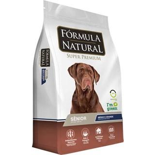 Ração Formula Natural para Cães Sênior de Raças Médias e Grandes