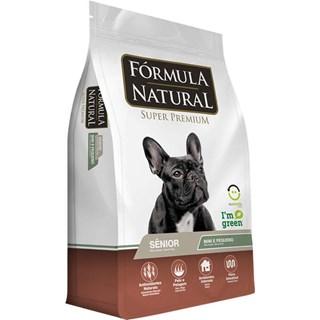 Ração Formula Natural para Cães Sênior de Raças Mini e Pequenas