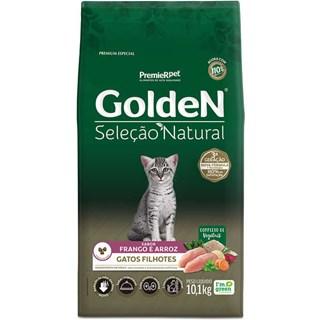 Ração Golden Premier Pet Seleção Natural para Gatos Filhotes