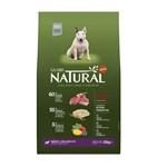 Ração Guabi Natural Sabor Cordeiro e Aveia Para Cães Adultos De Raças Médias