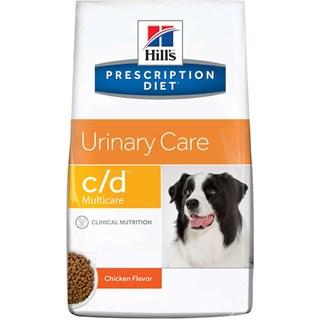 Ração Hills Canine Multicare Prescription Diet C/D Para Cães Adultos