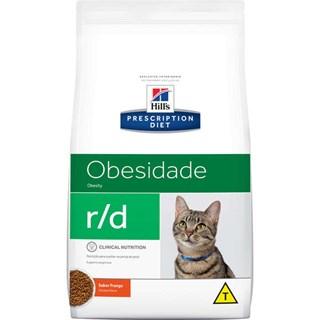 Ração Hills Canine Prescription Diet R/D Para Gatos Adultos
