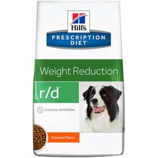 Ração Hills Canine Prescription Diet R/D Redução de Peso para Cães Adultos