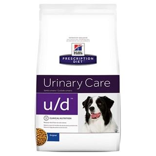 Ração Hills Prescription Diet U/D Canine Para Trato Urinário Sem Struvite ? 3.8kg
