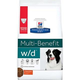 Ração Hills Prescription Diet w/d Controle do Peso e Glicêmico para Cães Adultos
