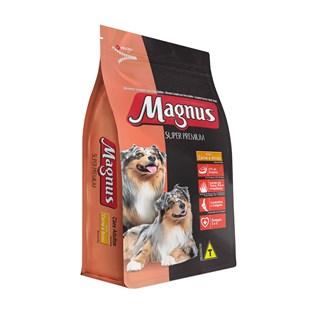 Ração Magnus Carne e Arroz Para Cães Adultos
