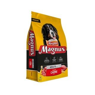 Ração Magnus Carne Para Cães Adultos
