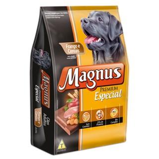 Ração Magnus Especial Frango e Cereais Para Cães Adultos