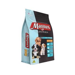 Ração Magnus Frango e Arroz Para Cães Filhotes