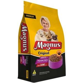 Ração Magnus Todo Dia Sabor Carne Para Cães Adultos De Raças Pequenas