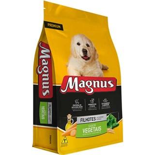 Ração Magnus Vegetais Para Cães Filhotes