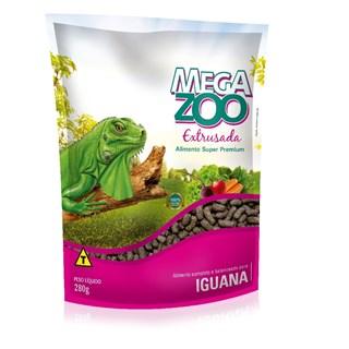 Ração Megazoo Extrusada Para Iguana