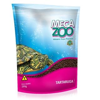 Ração Megazoo Extrusada Para Tartarugas