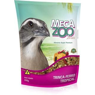 Ração Megazoo Mix Tropical Para Trinca-Ferro